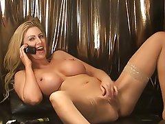 Big Boobs Blonde British MILF POV