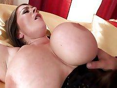 Cumshot BBW Big Boobs MILF Mature