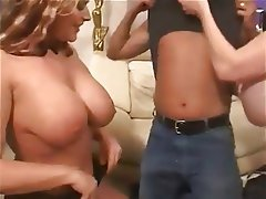 BBW Big Boobs Hardcore Mature Threesome