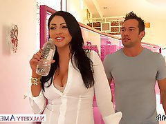 Big Boobs Blowjob Brunette Hardcore Pornstar