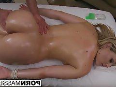 Babe Big Boobs Blowjob Facial Massage