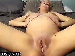 Amateur Big Boobs Blonde Creampie MILF