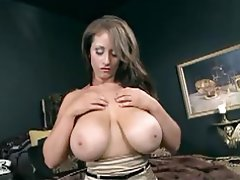 Big Boobs Brunette Masturbation MILF