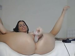 Babe Big Boobs Masturbation Webcam College
