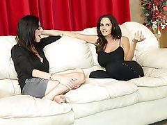 Big Boobs Brunette Cumshot Group Sex Pornstar