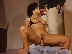 Anal Big Boobs Italian Pornstar Threesome