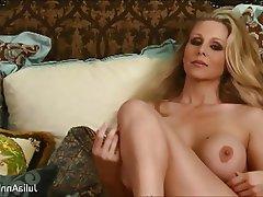 Big Boobs Blonde Masturbation MILF