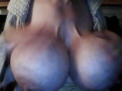 Big Boobs Pornstar Webcam