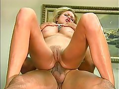 Anal Big Boobs Blonde Double Penetration Threesome