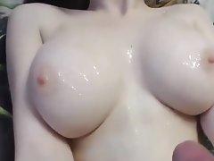 Amateur Babe Big Boobs British Girlfriend