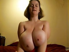 Amateur BBW Big Boobs MILF Webcam