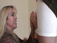 Big Boobs Blonde MILF Pornstar