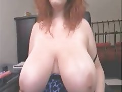 Amateur BBW Big Boobs Mature Webcam