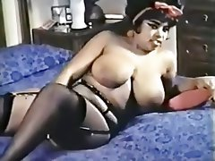 Amateur Babe Big Boobs Vintage