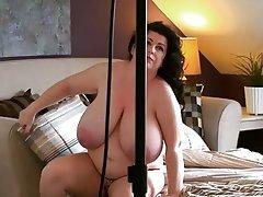 Babe Big Boobs Brunette Pornstar Softcore