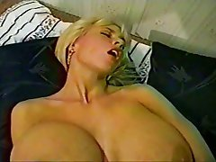 Big Boobs Blonde Vintage