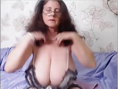 Big Boobs Mature Webcam