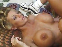 Big Boobs Blonde Pornstar Skinny