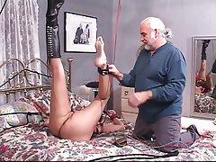 BDSM Big Boobs Brunette Foot Fetish MILF