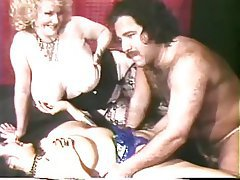 Big Boobs Hairy Hardcore Threesome Vintage