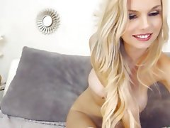 Amateur Big Boobs Blonde Masturbation Webcam