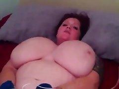 BBW Big Boobs Mature MILF
