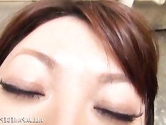 Asian Babe Big Tits Blowjob MILF