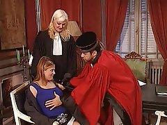 Anal Big Boobs British Cumshot Threesome
