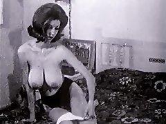Big Boobs Pantyhose Stockings Vintage