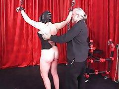 BDSM Big Boobs Latex MILF