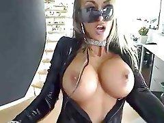 Amateur Big Boobs Blonde German Webcam