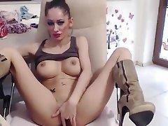 Anal Big Boobs Masturbation Webcam