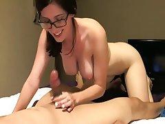 Big Boobs Blowjob Brunette POV Webcam