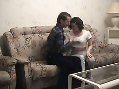 Brunette Russian Big Boobs Old and Young