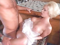 Anal Blowjob Facial Big Boobs Blonde