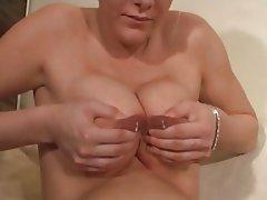 Babe Big Boobs Blonde Masturbation Pornstar