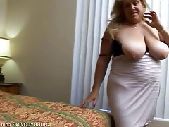 BBW Big Boobs Big Butts Blonde