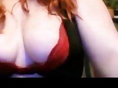 Amateur Big Boobs Redhead